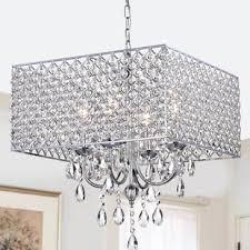 image chandelier lighting. Holford 4-Light Crystal Chandelier Image Lighting