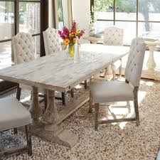 salvaged wood trestle rectangular extension dining table 108 extends to 144 1160 herie oaks drive dining room dining and dining