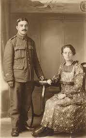 Charlie Payne at the Battle of Cambrai, November 1917 - Charlie's Hatbox