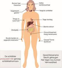 Symptomen slecht werkende lever