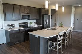 Poplar For Cabinets Slate Appliances By Ge Compliment Bisque Colored Cabinets French