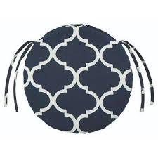 stunning round outdoor seat cushions round geometric outdoor seat cushions outdoor chair cushions