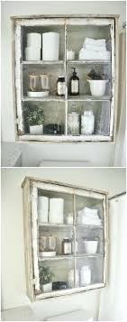 old window projects 6 farmhouse bathroom wall cabinet diy old window projects