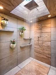 modern bathrooms designs. Bathroom - Large Modern Master Gray Tile And Ceramic Floor Bathrooms Designs T