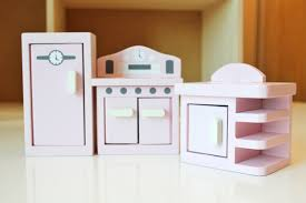 Kitchen Dollhouse Furniture Dollhouse Warm Hot Chocolate