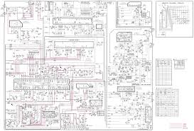 lg tv circuit diagram info lg cb20t20x crt tv schematic schematic diagrams wiring circuit