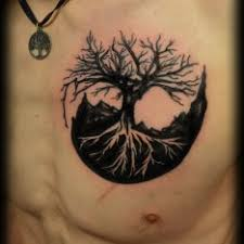 Tetování Strom života Tetování Tattoo