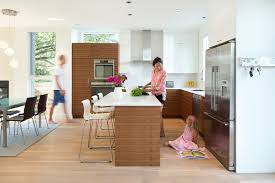 35 open concept kitchen designs that