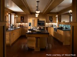 Arts And Crafts Kitchen Lighting Dissecting The Design An Arts Crafts Kitchen The Fixture
