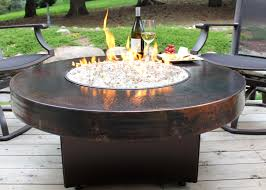 impressive gas fire pit table tables letop fireplace fuel for outside stone tables woodless glass cost portable diy with pits lp natural bowl
