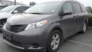 SOLD) 2011 Toyota Sienna CE Preview, For Sale At Valley Toyota ...