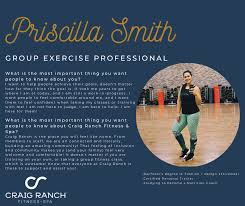 See you in 30 mins! Zumba with Priscilla... - Craig Ranch Fitness | Facebook