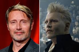 Mads Mikkelsen to Replace Johnny Depp in '<b>Fantastic</b> Beasts 3 ...
