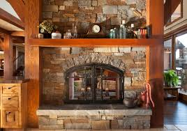 two sided hearth