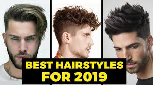 Best Mens Hairstyles For 2019 Mens Haircut Trends Alex Costa