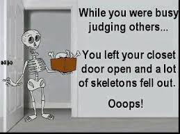 Image result for Pictures of judging others fairly