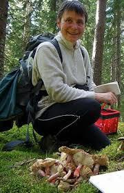 Liz Holden - Scottish Fungi
