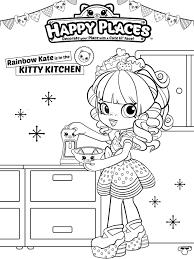 Kids N Fun Kleurplaat Shopkins Shopkins 27 Free Coloring Pages