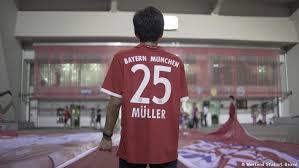 1 mp, 1 gls, 0 ast, 0 crdy, 0 crdr, fw, poland, 185cm, 79kg Bayern Munich Lead The Chase For Far Eastern Riches Sports German Football And Major International Sports News Dw 27 07 2017