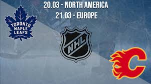 The online tv player is ideal for the frequent traveler in long airport waits and train rides. Toronto Maple Leafs Vs Calgary Flames Prediction Nhl 20 03 2021 22bet