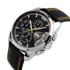 25 best ideas about waterproof watches rip curl skmei 9106 men fashion pu leather band waterproof analog male wrist watch