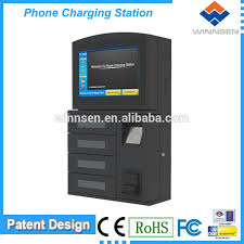 Cell Phone For Cash Vending Machine Locations Fascinating Money Making Machine Wall Mount 48 Inch Touch Screen Advertising