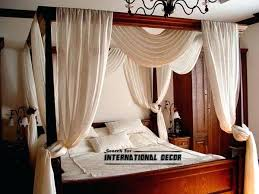 Four Poster Bedroom Set Four Poster Bed With Canopy Chic Idea Bedroom Sets  Ashley Ledelle Poster