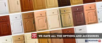 select cabinet door styles and color