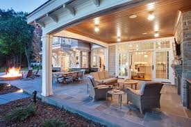 Covered patio with fire pit Grill Patio Layout Patio Layout Ideas Interesting Patio Layout With Fire Pit Covered Patio With Fireplace And Kitchen patiolayout John Kraemer Sons Pinterest Patio Layout Patio Layout Ideas Interesting Patio Layout With Fire