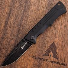 <b>Нож</b> Shifter (by Mr.Blade) <b>Split black</b> D2 G10 <b>black</b> | Магазин ножей ...
