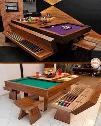 pool table lighting ideas. many people wish they owned a pool table but just donu0027t have the space this is great example of how bit creativity allows you to best lighting ideas