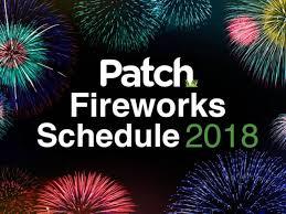 2018 4th Ri July Newport Newport Guide Fireworks Patch SwIUq