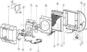 aprilaire 700 parts humidifiers Aprilaire 700 Wiring Diagram Model Old Aprilaire Wiring