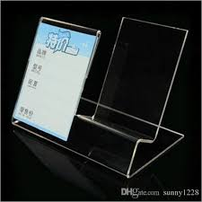 Acrylic Cell Phone Display Stands Best Clear Acrylic Mobile Cell Phone Display Stand Holder Rack Can Be Put