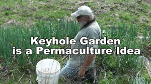 Permaculture Garden Design Ideas Keyhole Highly Productive Permaculture Keyhole Garden Bed