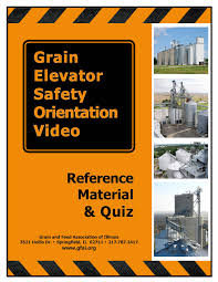 Safety Manual Safety Materials Grain And Feed Association Of Illinois 20