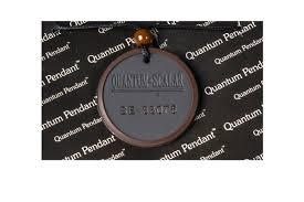original design quantum science pendant