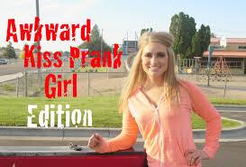 Awkward Drive Thru Kiss Prank Girl Edition YouTube