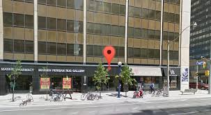 photo of red chair hypnosis toronto on canada the entrance to 1235