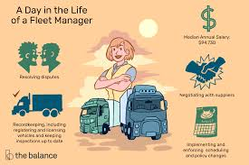 Maintenance Allocation Chart Annual Service Fleet Manager Job Description Salary Skills More