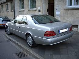File:Mercedes-Benz CL600 C140 1991-1998 backleft 2008-04-18 U.jpg ...