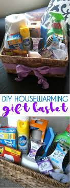 diy housewarming gift ideas they ll love this diy home essentials gift basket