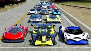 Bugatti veyron super sport (268 mph). Bugatti Black Devil Vgt Vs Thrust Ssc Nardo Speed Ring Youtube