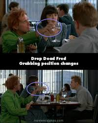 Fred The Movie Quotes Simple Drop Dead Fred 48 Movie Mistake Picture ID 48