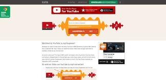 FLVTO Review - converterix - YouTube MP3 Converter