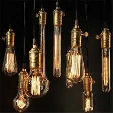 edison light bulb chandelier bulb edison antique bulb aka carbon filament lamp silk bulb lamp antique lamp light incandescent bulbs 100 watt led bulb led