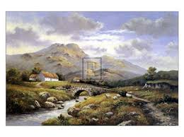 Path to the Hills' Art Print - Wendy Reeves   Art.com