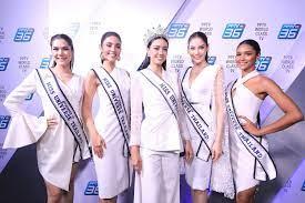 แฟนนางงามต้องอ่าน!! กับบทสัมภาษณ์สุด Exclusive ของ 5  สาวงามผู้ครองตำแหน่งจากเวที Miss Universe Thailand 2020 - Pantip