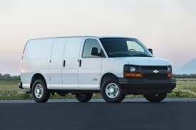 2017 Chevrolet Express Cargo Pricing - For Sale | Edmunds
