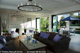 round chandelier candelabra contemporary living room with french doors by bill bocken zillow